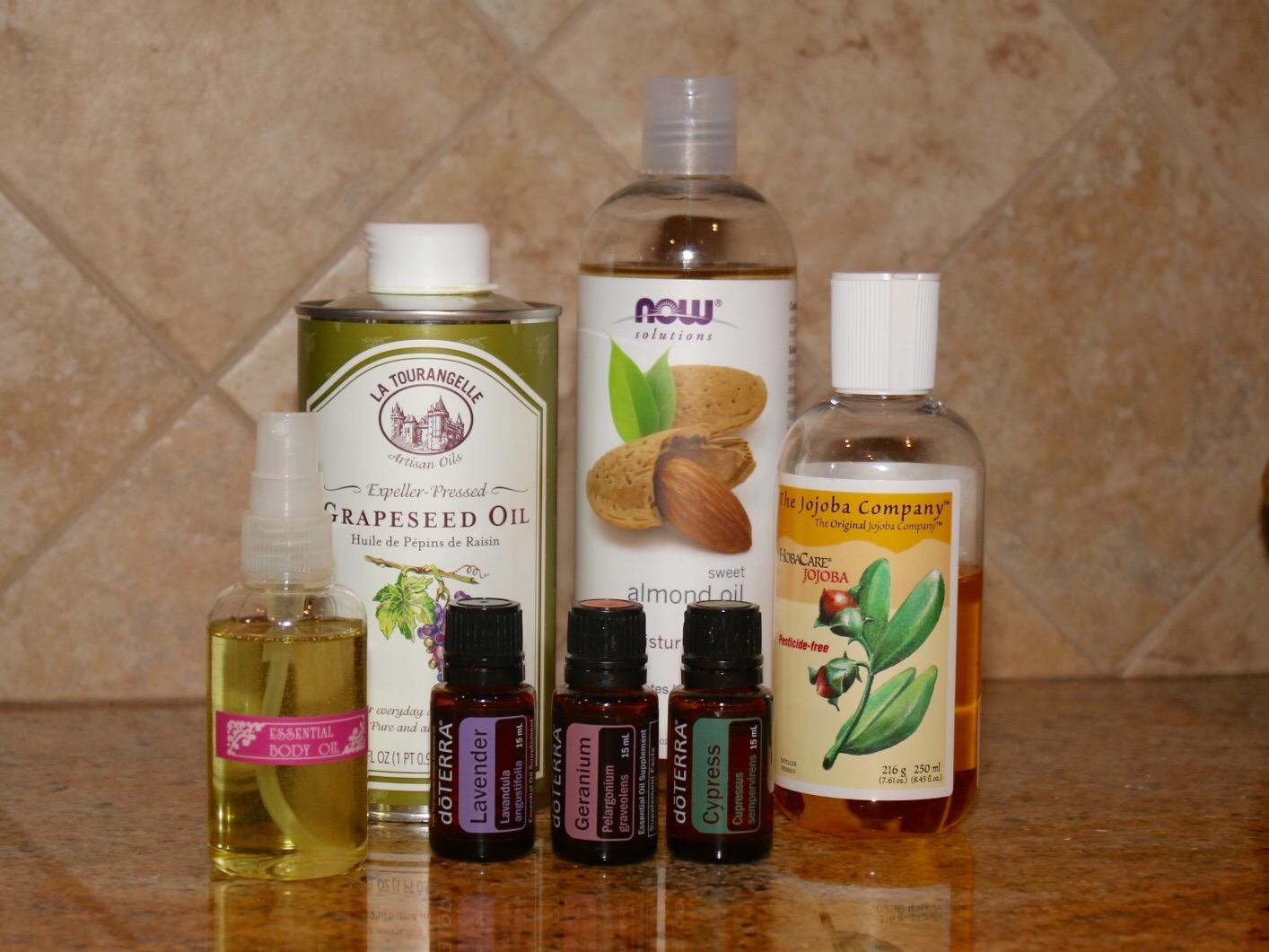 Essential Body Oil – East Coast Hippie